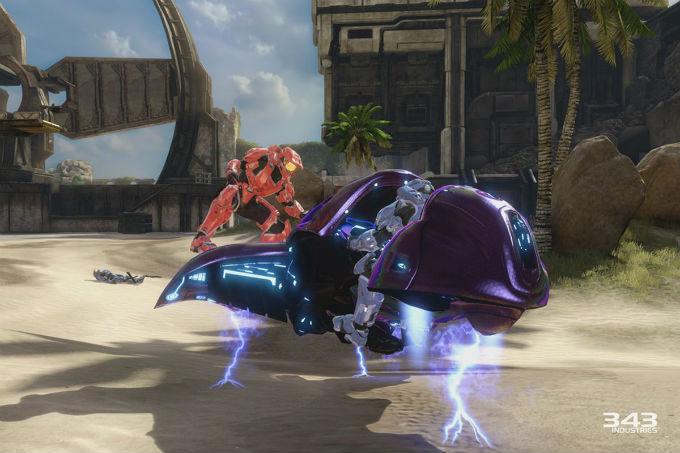 Halo llegaria a PlayStation 4
