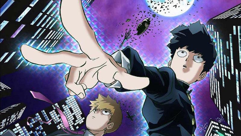 Ya sabemos cuando sale la OVA de Mob Psycho 100