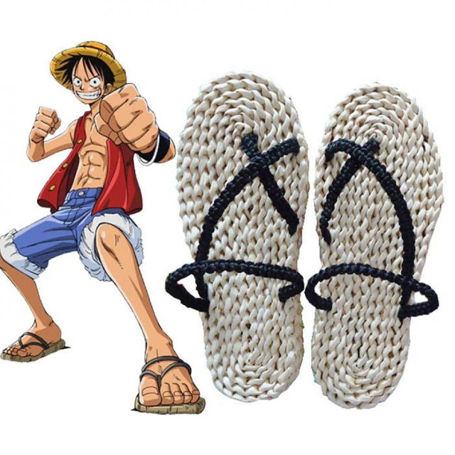 One Piece: Cuando haces un cosplay de Luffy y cometes un evidente error