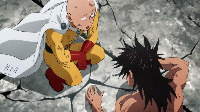 One-Punch Man nos recuerda de dónde viene el heroísmo de Saitama
