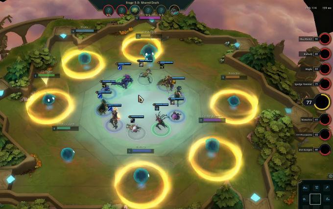 Teamfight Tactics Campeones