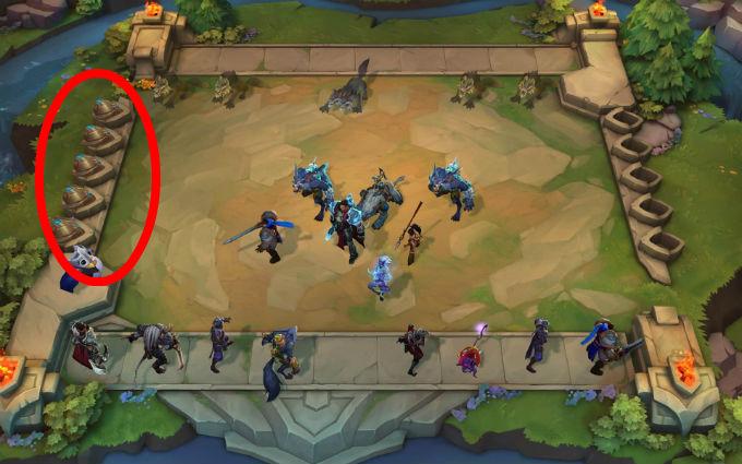 Teamfight Tactics Oro