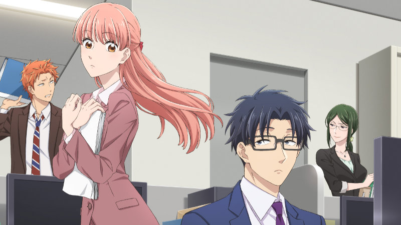 Recomendación: Wotakoi: Love is Hard for Otaku