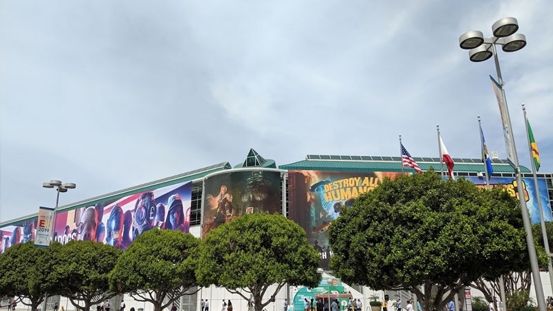 Los Angeles Convention Center en E3 2019