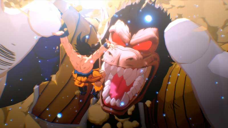 Uno de los momentos más épicos que verás en Dragon Ball Z Kakarot