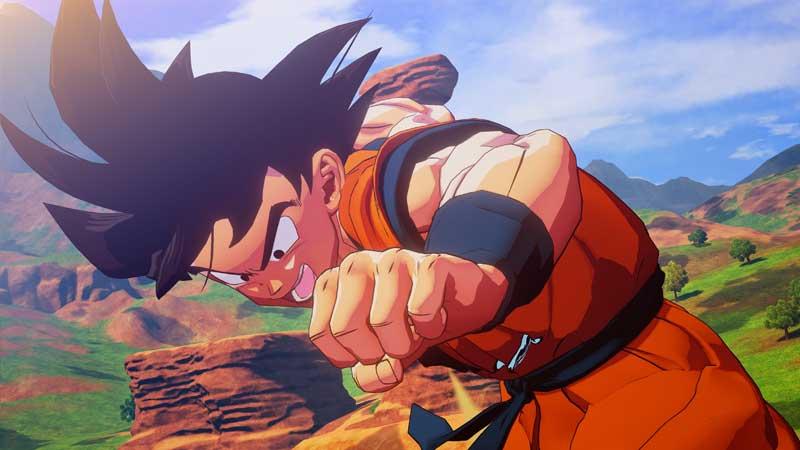 Las animaciones de Dragon Ball Z Kakarot son de muy buena calidad