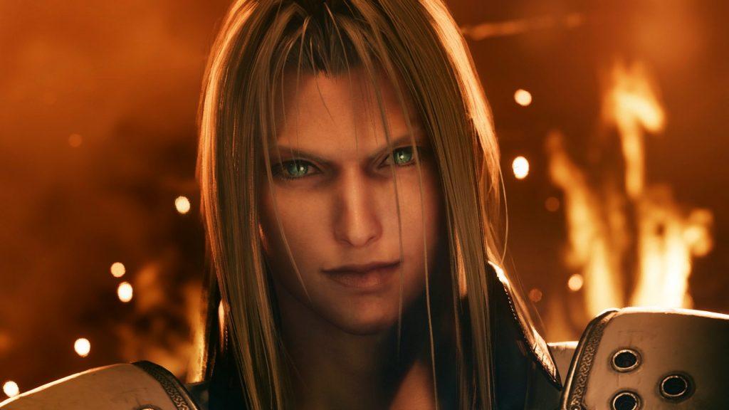 La pregunta que nos surge en estos momentos es... ¿Cuánto puede aparecer Sephirot en Final Fantasy VII Remake?