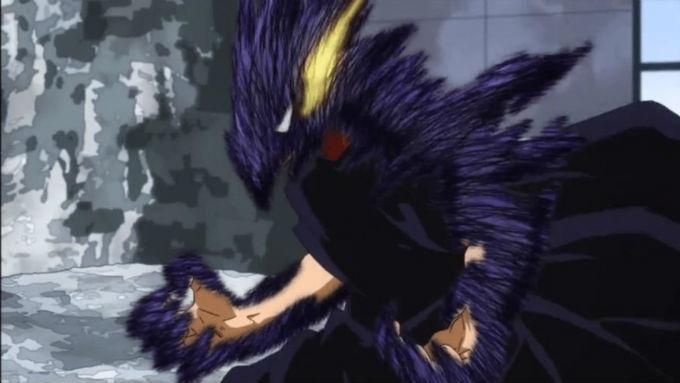 Tokoyami Dark Shadow