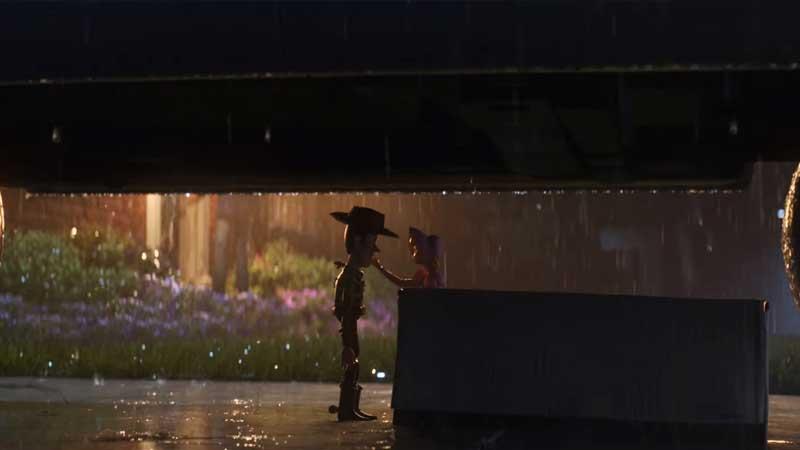 Hay momentos muy emotivos en Toy Story 4