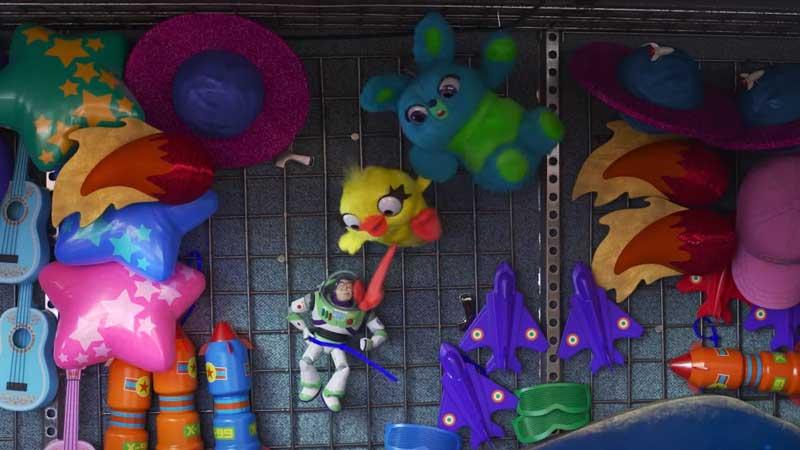 Hay muchos personajes nuevos en Toy Story 4