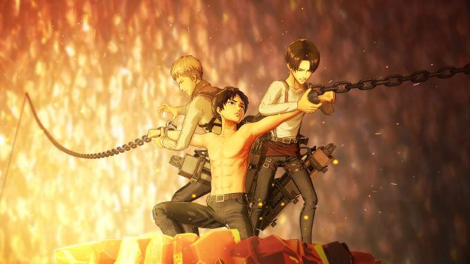 Attack on Titan 2 Historia