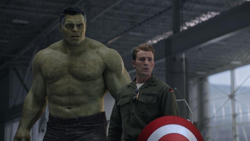 Los fans se burlan de la escena extra de Avengers: Endgame