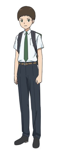 Digimon Adventure: Last Evolution Kizuna -  Iori Adulto