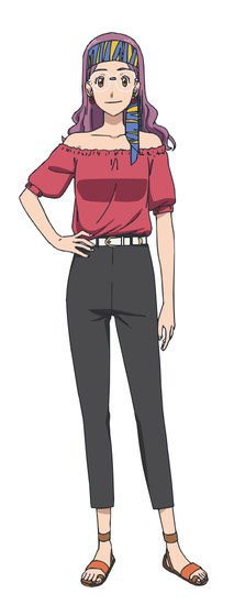 Digimon Adventure: Last Evolution Kizuna -  Miyako Adulta