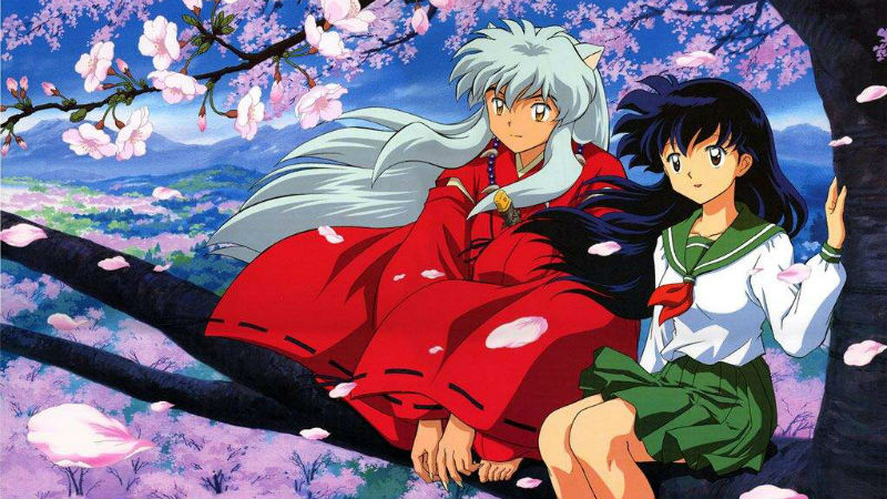 Inuyasha-Amazon-Prime