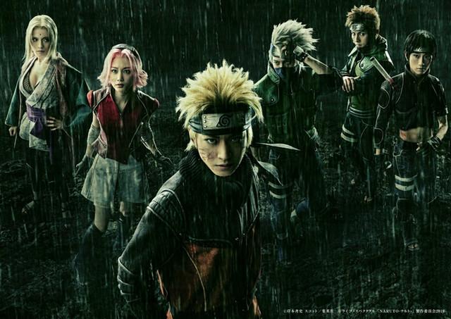 Así de espectacular se ve Naruto en live-action