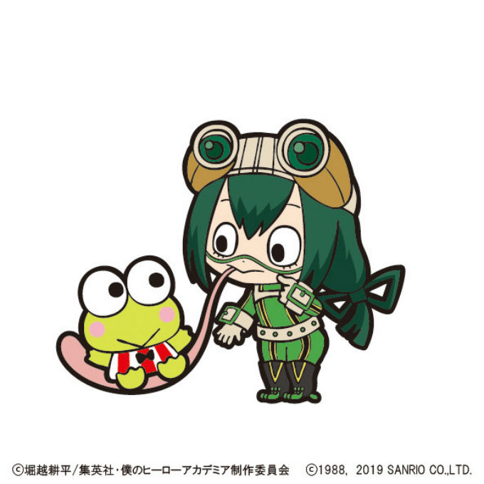 My Hero Academia Tsuyu