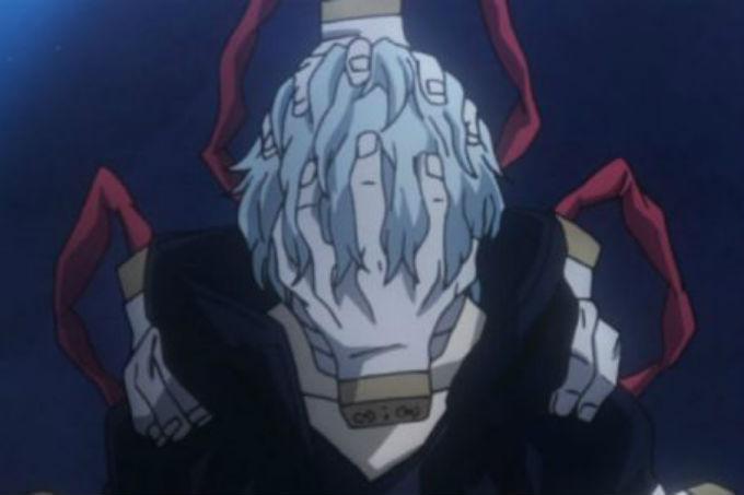¿Por qué Shigaraki usa manos?