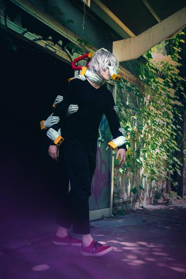 My Hero Academia: Esta aterradora personificación de Shigaraki te dará pesadillas