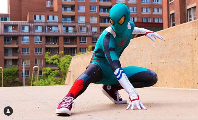 Spider-Deku: Cuando My Hero Academia y Spider-Man se unen