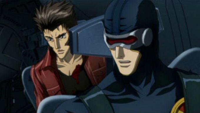 Marvel Anime X-Men