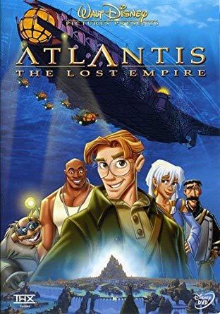 atlantis película