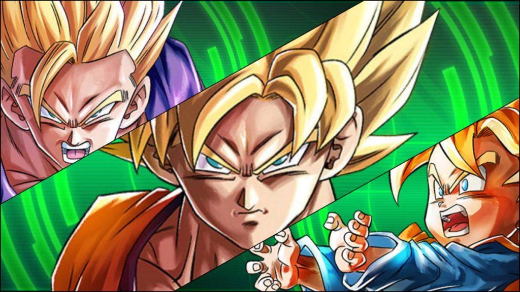 Dragon Ball juegos de anime