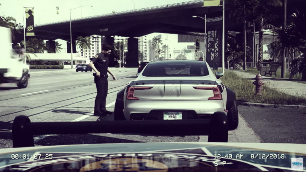 Need For Speed Heat Policia