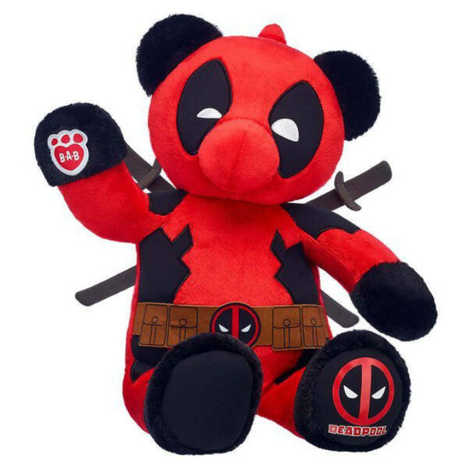 Deadpool Osito de peluche