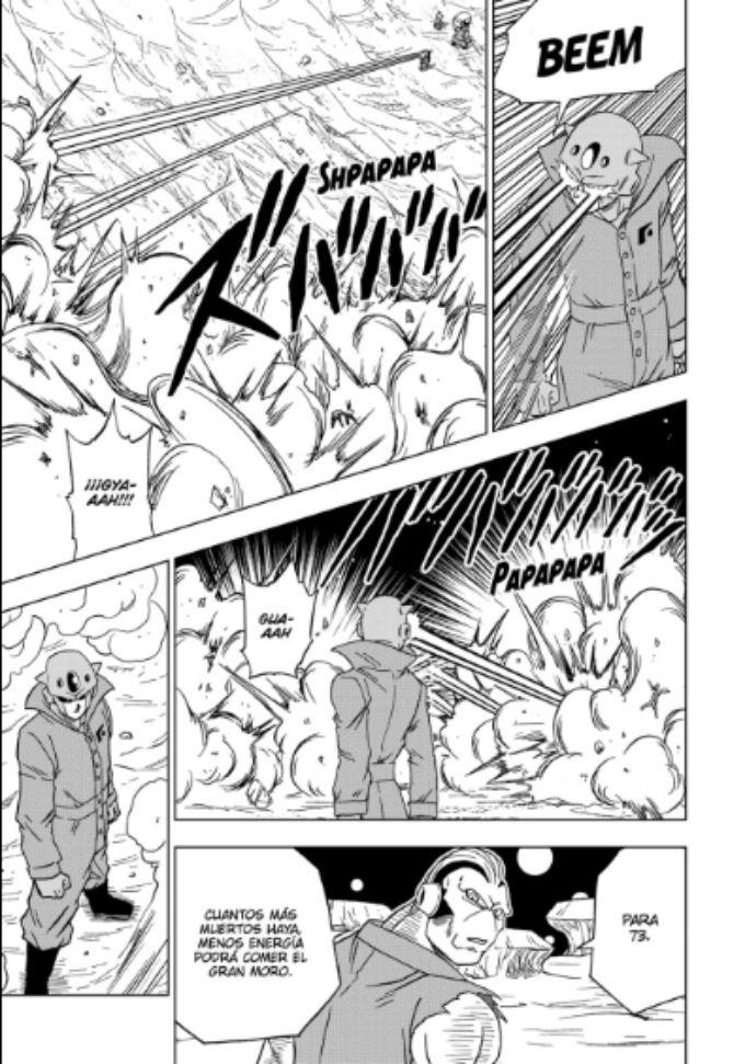 Dragon Ball Super Androide 2