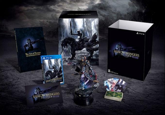 Final Fantasy XIV Shadowbringers Collector's Edition