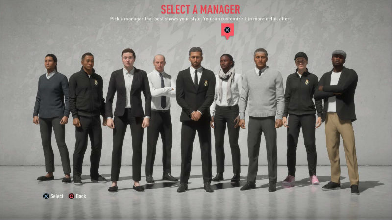 FIFA 20 Manager
