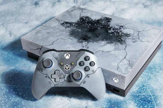 Gears 5 Xbox One X Control