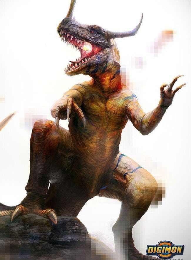 Digimon Realista