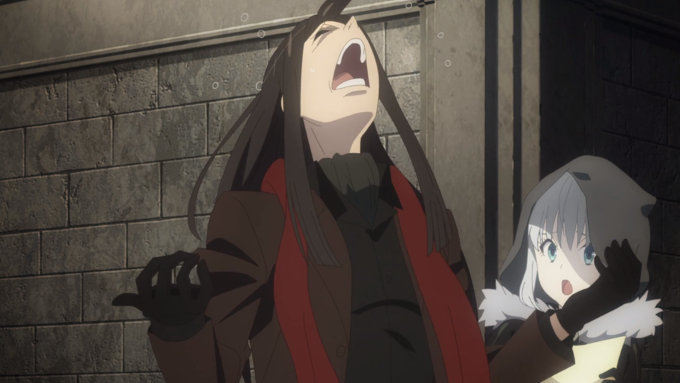Recomendación: Lord El-Melloi II's Case Files {Rail Zeppelin} Grace note