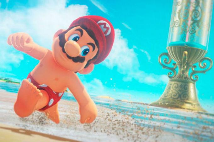 Los pezones siempre rompen a Nintendo