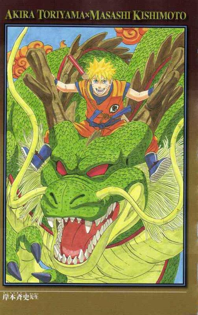 Recordamos cuando el creador de Dragon Ball dibujó a Naruto