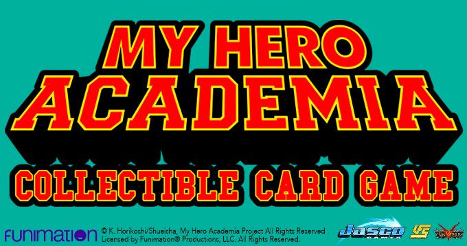My Hero Academia tendrá nuevo juego de cartas
