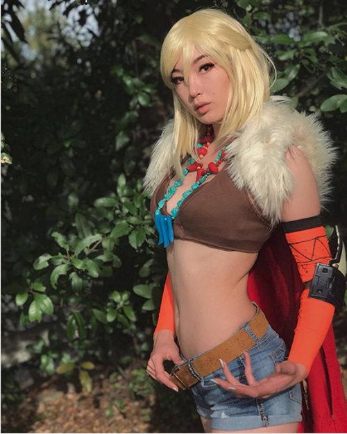 Kacchan de My Hero Academia se pone medieval con este cosplay