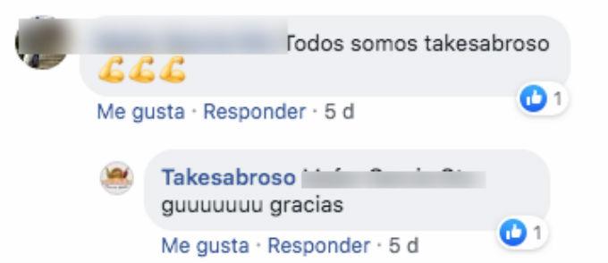 Thanos Tacos Comentarios 2