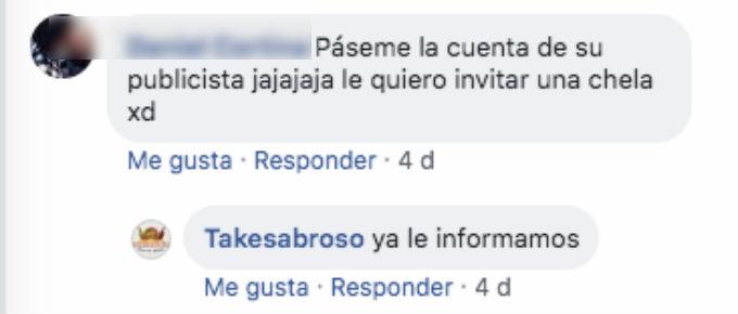 Thanos Tacos Comentarios 3