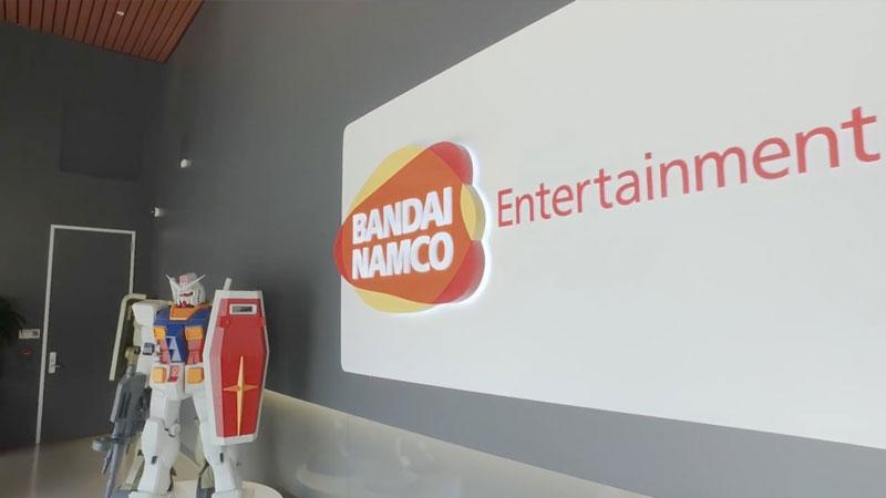 Oficinas de Bandai Namco en Santa Clara