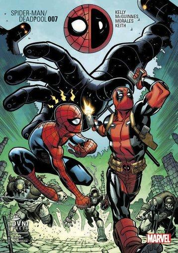 Spider-Man Deadpool
