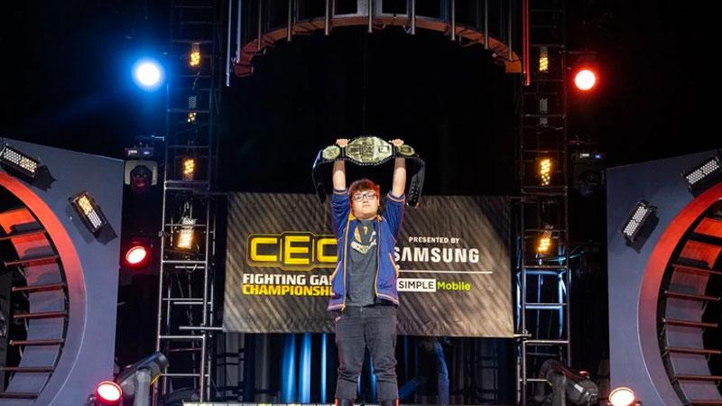 MKLeo gana torneo de Smash en CEO
