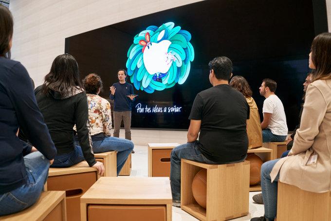 Apple Antara abre sus puertas en la Ciudad de México