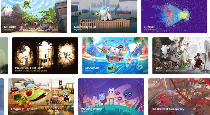Apple-Arcade-Juegos