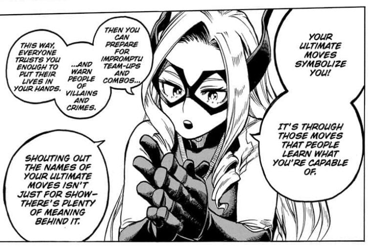 My Hero Academia - MT Lady