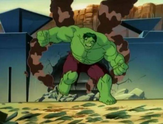Disney+ Hulk