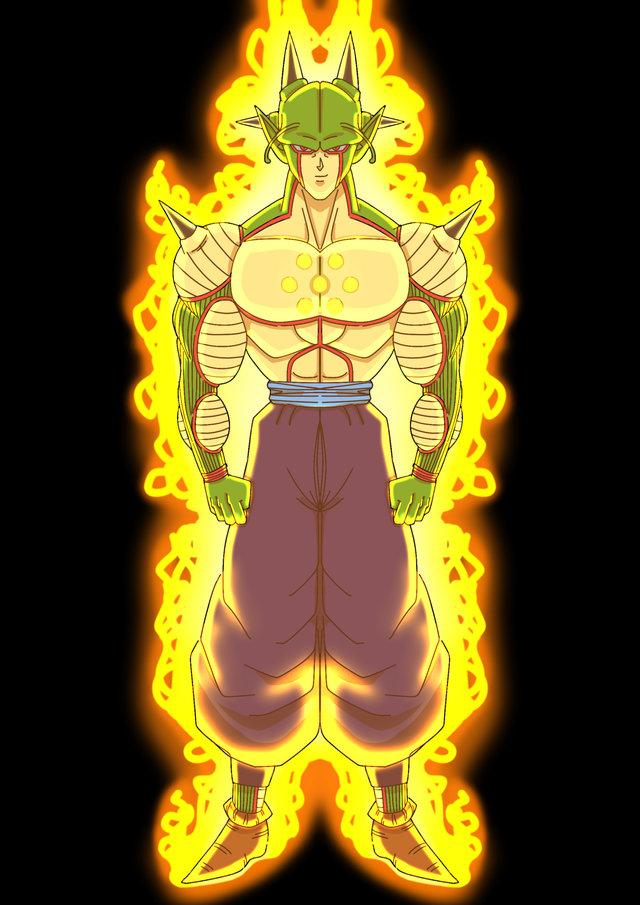 Así imaginan a Piccolo en Forma Dios en Dragon Ball Super