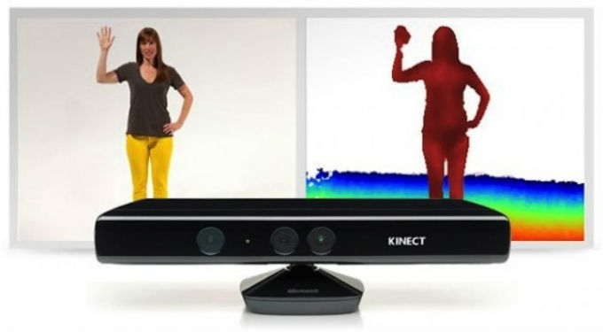Kinect-Facebook